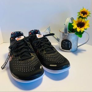 """Brand new!!  Men's Nike Free Rn 2018 """"Just do it"""""""
